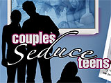 Couples Seduce Teens From Lesbo Erotica