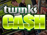 Twinks For Cash From Hot Muscle Dudes